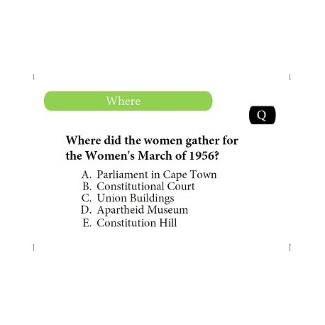 Mokodo Question and Answer Cards